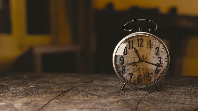 時計や時間