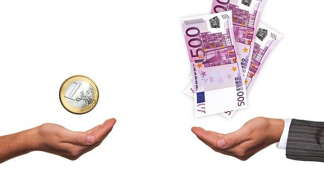 お金、お札と硬貨