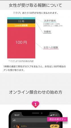 Love&(ラブアン)オンライン顔合わせ「恋Qラウンジ」06