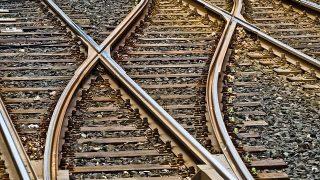 電車、線路