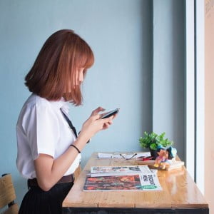 【P活】パパ活では女性は自分からメッセージを送らないといけない!上手なファーストメールとは?