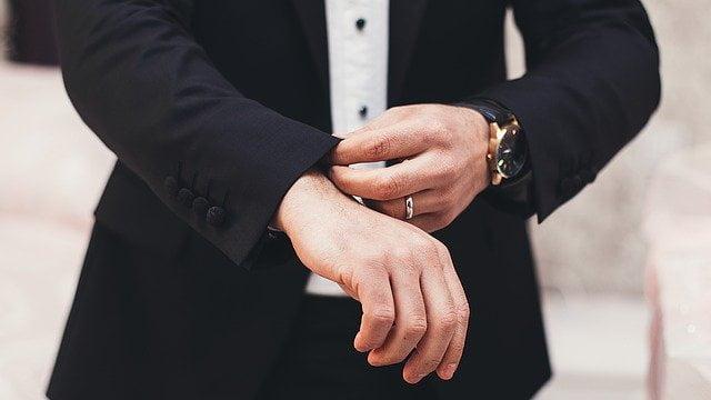 既婚者の男性