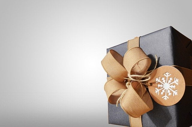プレゼントをおねだり